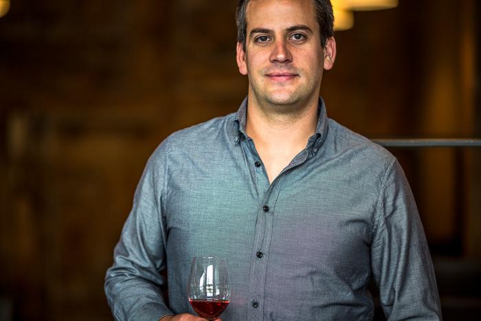 Restaurateur Scott Evans
