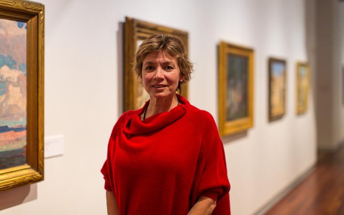 Donna Poulton, Utah Museum of Fine Arts Curator